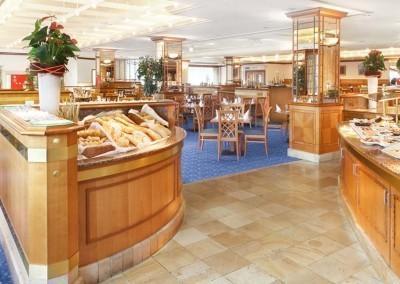 Humboldt's Restaurant Park Inn by Radisson Hotel Berlin Alexanderplatz