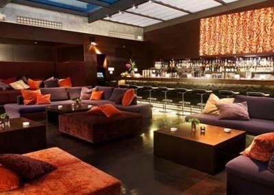 Spagos Lounge Park Inn by Radisson Berlin Alexanderplatz
