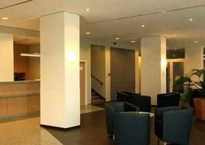 Lobby ibis Hotel Dresden