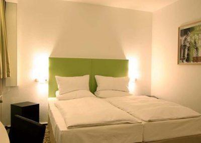 Standardzimmer ibis Hotel Dresden
