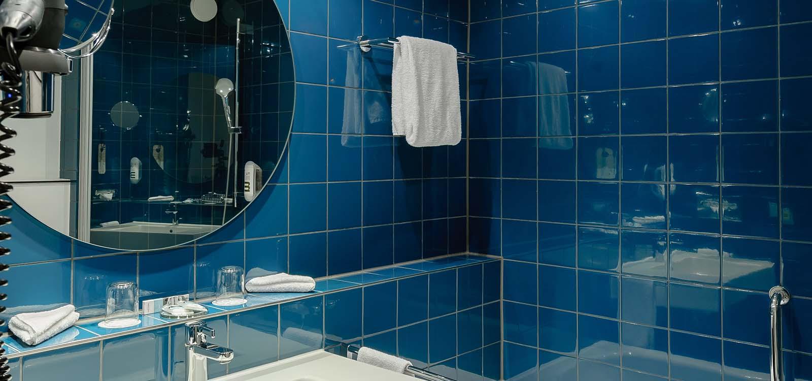 Badezimmer Mercure Nürnberg an der Messe - EVENT Hotels - Intl ...