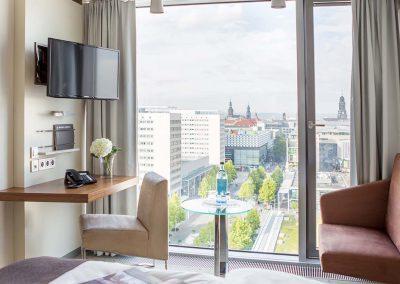 Standardzimmer Pullman Dresden