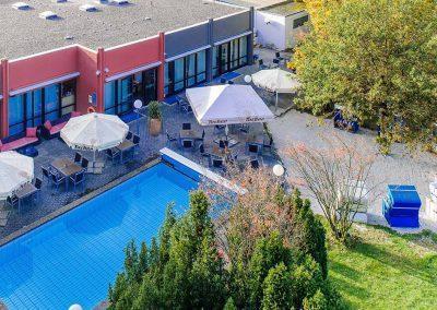 Pool Mercure Nürnberg Fürther