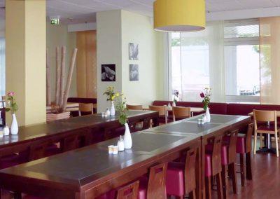 Restaurant ibis Frankfurt Messe West
