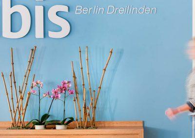 Lobby ibis Hotel Berlin Dreilinden