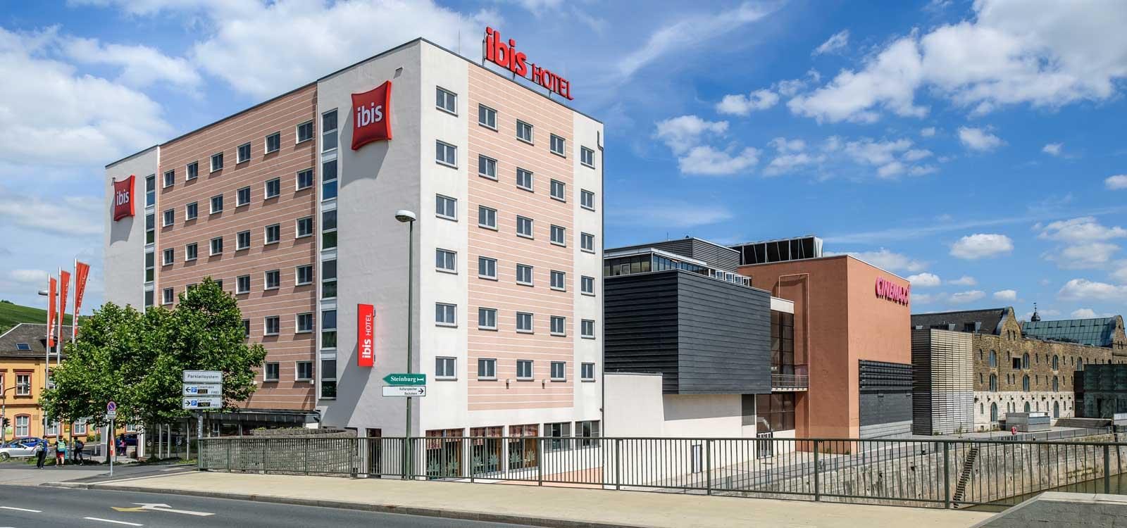 Ibis hotel w rzburg city event hotels intl for Design hotel wurzburg
