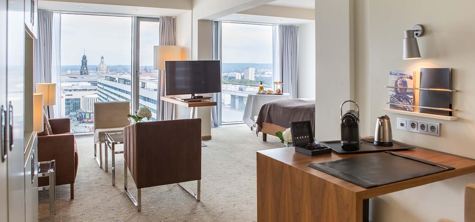 Pullman Dresden - EVENT Hotels - Intl  Markenhotellerie in