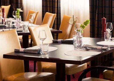 Mercure Hotel Amsterdam Airport restaurant