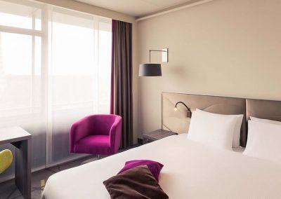 Mercure Hotel Groningen double room