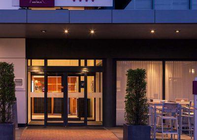 Mercure Hotel Groningen exterior