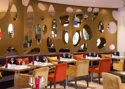 Mercure Hotel Groningen restaurant, Le Bonne Maison