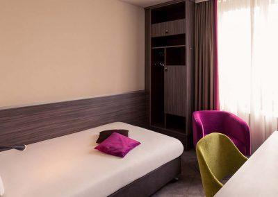 Mercure Hotel Groningen  single room,