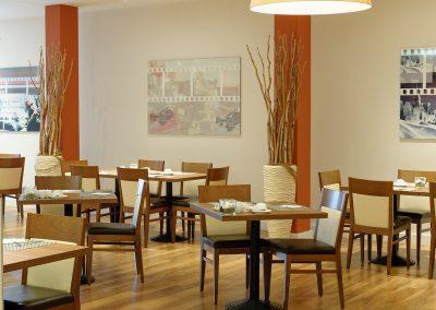 Mercure Hotel Stuttgart Sindelfingen Messe Restaurant Fruehstueck Gastraum