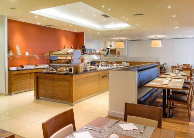 Mercure Hotel Stuttgart Sindelfingen Messe Restaurant Fruehstueck Totale