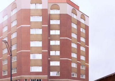Mercure Nijmegen Center facade