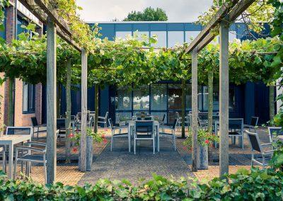 Mercure Hotel Zwolle Restaurant Garden Terrace