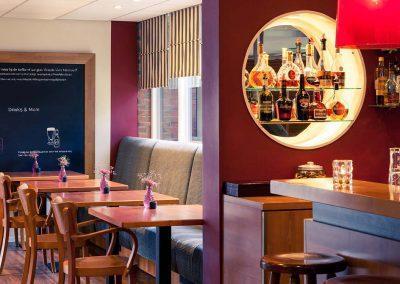 Mercure Hotel Zwolle Restaurant Bar Bartjens