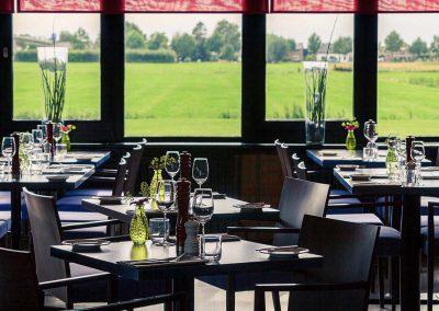 Mercure Hotel Zwolle Restaurant De Hanze