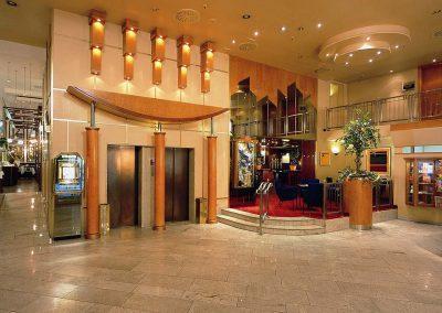 Lobby Mercure Dortmund