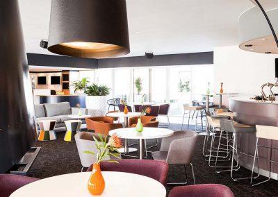 Novotel Breda Bar Lobby