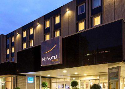 Novotel Maastricht Exterior
