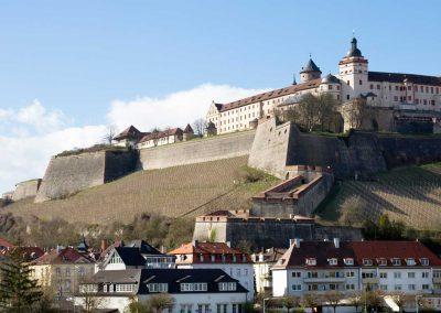 Festung Marienberg Wuerzburg