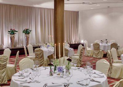 Radisson Blu Hotel Leipzig Jupiter Tagungsraum