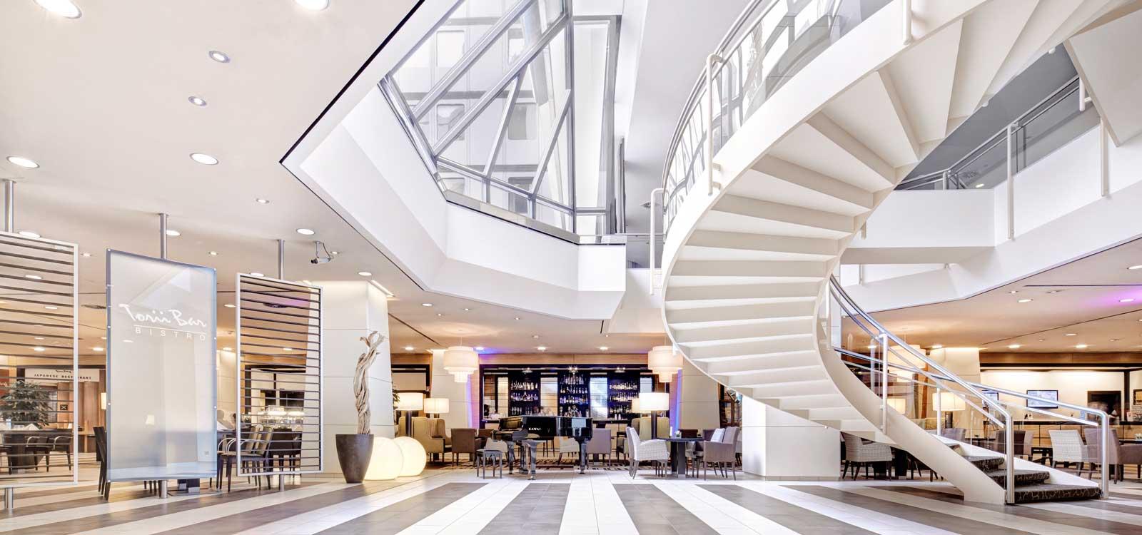 hotel nikko d sseldorf event hotels intl. Black Bedroom Furniture Sets. Home Design Ideas