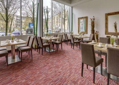 ParkInn by Radisson Hotel Dresden Frühstückslounge