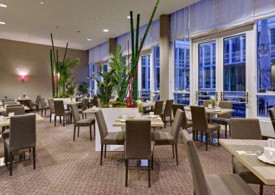 ParkInn by Radisson Hotel Dresden Frühstücksrestaurant