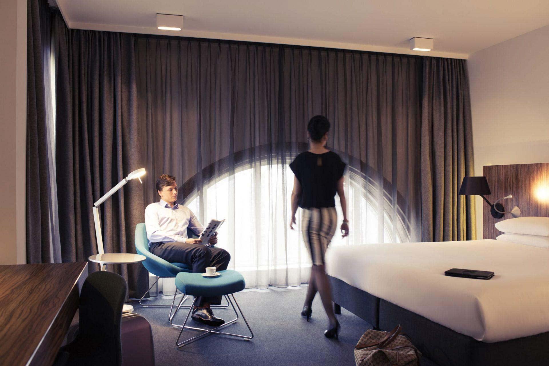 Privilege Zimmer Mercure Nijmegen Center