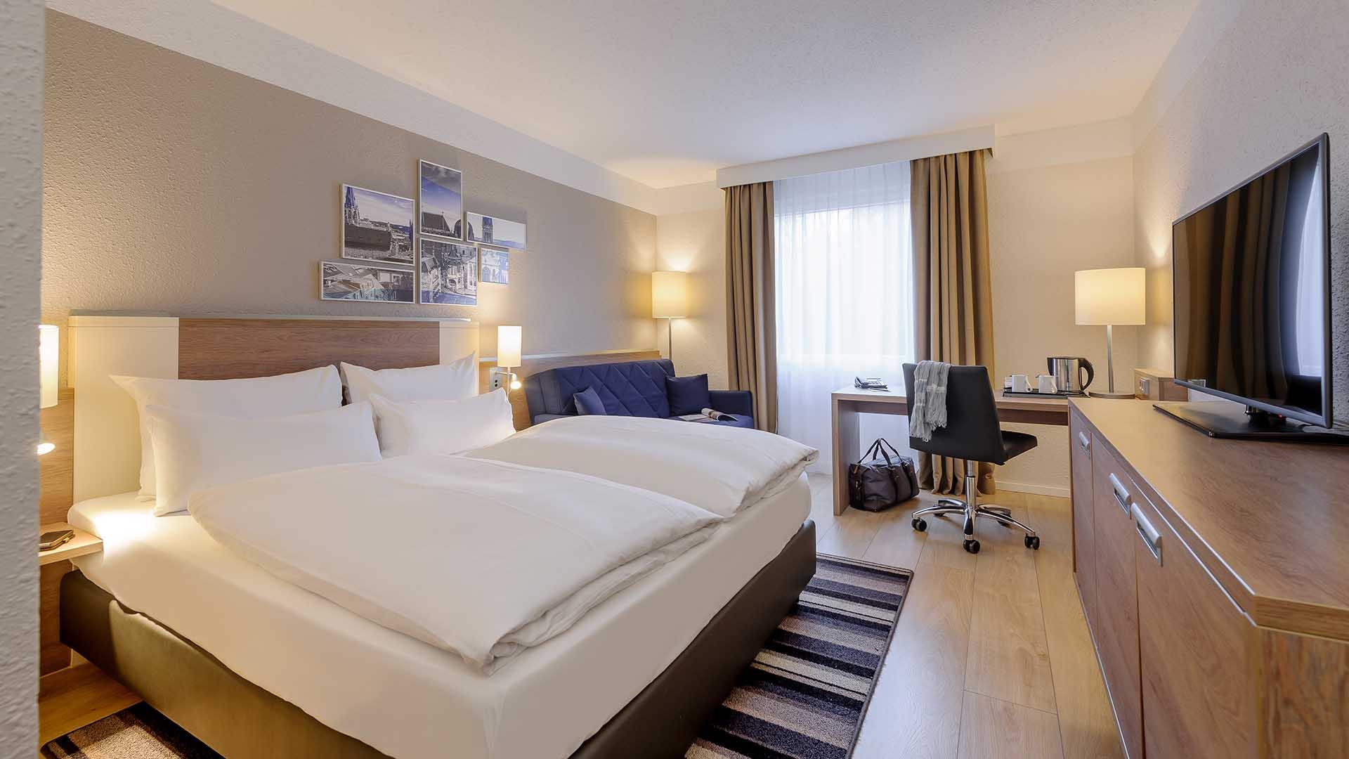 Mercure Hotel Aachen Europaplatz Kontakt