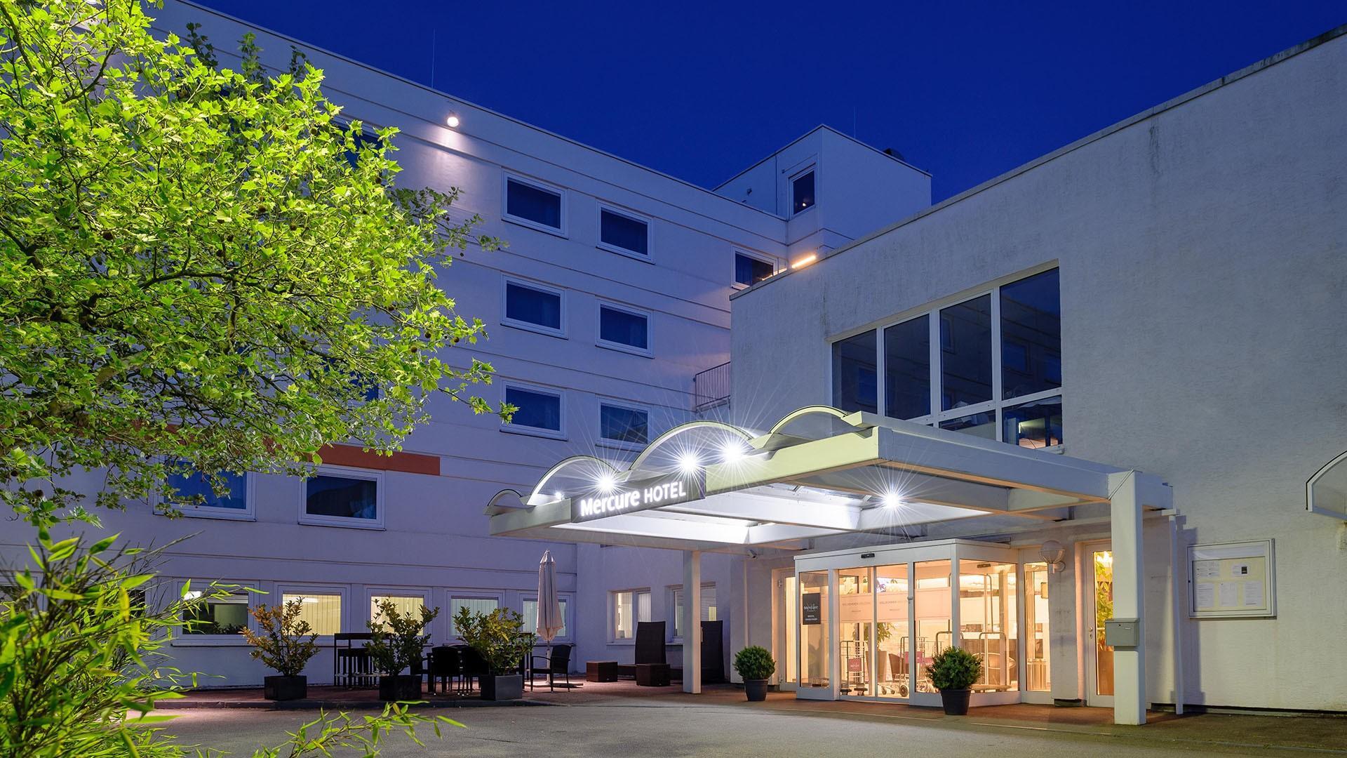 Parken Mercure Hotel Stuttgart