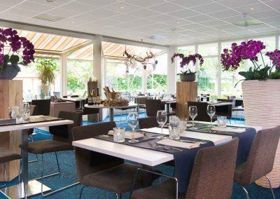 Novotel Hotel Maastricht - Restaurant vanuit open keuken