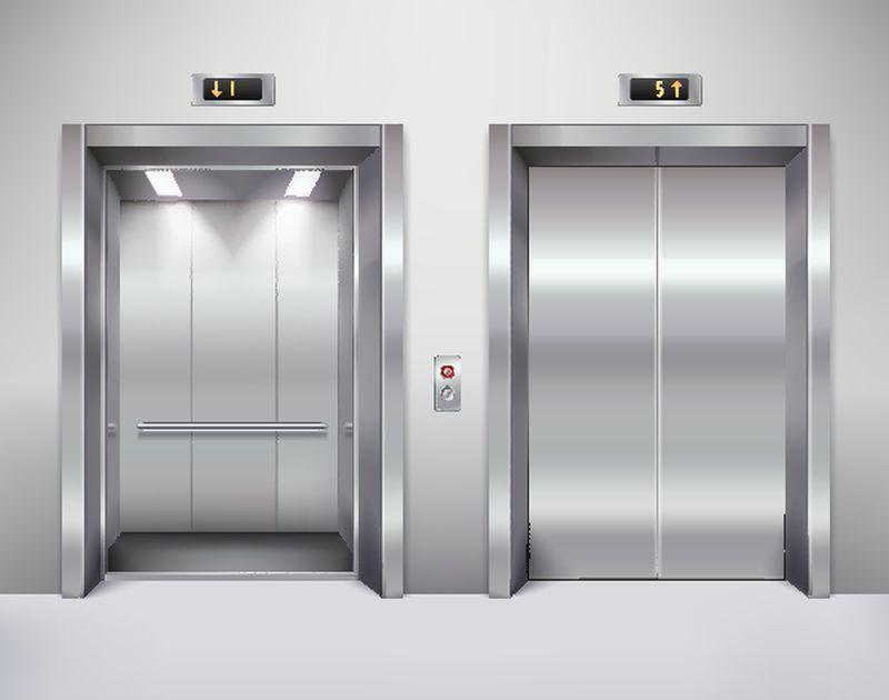 Fahrstuhl in EVENT Hotels