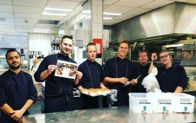 Food Waste Challenge at EVENT Hotels NL