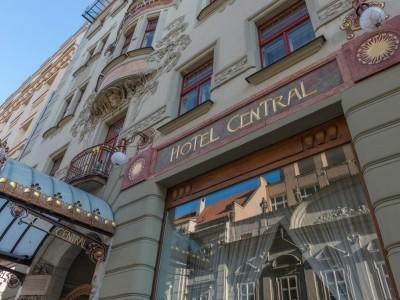 K+K Hotel Central, Prag