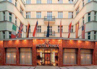 K+K Hotel Fenix, Prag