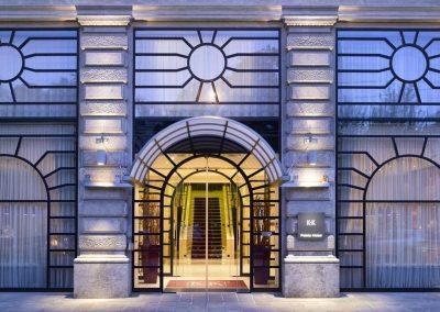 K+K Palais Hotel, Wien
